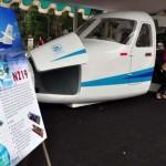 ITB Fair Pamerkan Pesawat