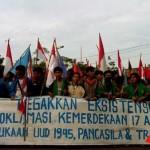 Mahasiswa Peringati Serangan Umum 1 Maret Dengan Demonstrasi