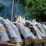 Polisi Serbu Kampus UKI