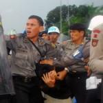Mahasiswa Dipukuli Polisi