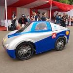 ITS Luncurkan 3 Mobil Cerdas Hemat Energi