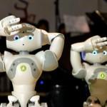 Puluhan Robot Cerdas Bertarung di ITB