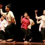 Mahasiswa Trisakti Pentas di Festival FOLKMOOT USA