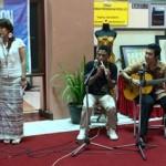 Mahasiswa Asing Unnes Pameran Batik