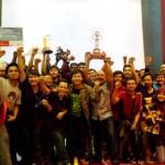 ITS Rebut Juara Umum Kontes Robot Nasional 2012