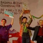 Daftar Pemenang Kontes Robot Nasional 2012