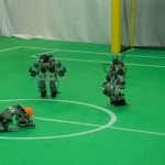 Semarak Kontes Robot Nasional 2012