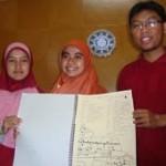 Mahasiswa UGM Bikin Peta Braille