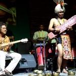Semarak Festival Bambu Nusantara