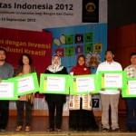 UI Berikan Penghargaan Kepada 85 Peneliti