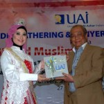 UAI Apresiasi Duta World Muslimah Beauty