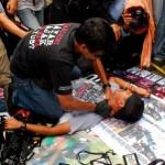 Tuntutan Mahasiswa IAIN Sunan Ampel Surabaya