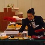 Saos Karamel Rosalina di Ajang Asean Skills Competition
