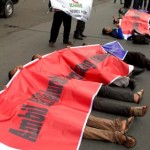 Tuntut Nasionalisasi Blok Mahakam, Aktivis KAMMI Tidur di Jalan