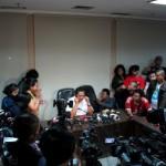 28 01 2013 Sumirat konferensi pers