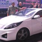 Mendikbud Beri Nama Untuk Mobil Listrik Mahasiswa ITS