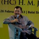JK : Kepemimpinan Bukan Soal Tua Atau Muda