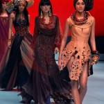 Melinda Looi - Indonesia Fashion Week 2013