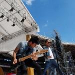 """Nidji di panggung """"Spirit Wirausaha Nasional"""" Gelora Bung Karno"""