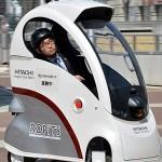 ROPITS, Mobil Mini yang Tak Butuh Pengemudi