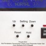 Mahasiswa UNY Kembangkan Pendeteksi Ozon