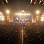 Puluhan ribu penonton Bandung Berisik