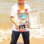 UB Uji Coba Alat Pendeteksi Tsunami