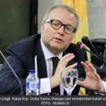 Menteri Republik Ceska : Sungai Ciliwung Punya Harapan