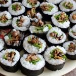 Nih, Sushi Bebas Kolesterol Mahasiswa UB