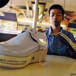 Anak Umur 14 Tahun Rancang Sepatu Anti Kekerasan Seksual