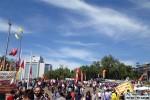 Warga Istanbul protes kebijakan pemerintah yang akan menggusur taman