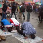 Usai Bentrok di DPR RI, Puluhan Mahasiswa Diciduk Polisi