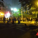 Jelang Kenaikan BBM, 3 Kampus Blokir Jalan Diponegoro