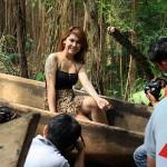 Gadis Cantik di Hutan Babakan Siliwangi