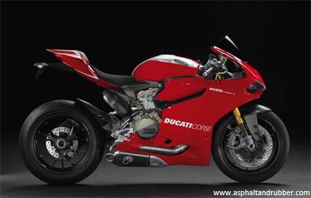 Ducati 1199 Panigale R 2013 Motor Paling Keren Dan Gress Tahun 2013