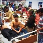 Kondisi Korban Gempa Aceh di Bener Meriah