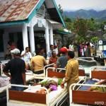 Akun @discover_aceh Update Kondisi Korban Dari Lokasi Gempa