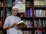 Syarif Abdurahman, salah satu pengurus Masjid Lau Tze