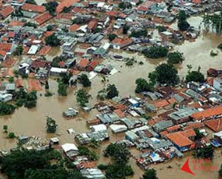 Banjir di Kota Kendari