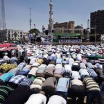 Ikhwanul Muslimin Bersumpah Setia Kepada Mursi