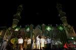 Para pemuka agama dan pemimpin kota Singkawang
