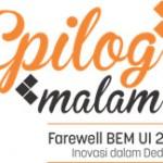 Epilog Malam: Rekam Jejak dan Apresiasi BEM UI 2013