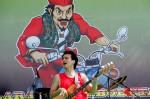 Musik rock lawas mengiri Jamnas CB Indonesia V