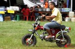 Honda CT70 alias Honda Monkey