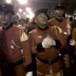 Kirab Perayaan Tahun Baru 2014, Jokowi Dikawal Pasukan Khusus