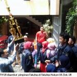 UII Rebut Juara Kompetisi Peradilan Semu Se-Indonesia