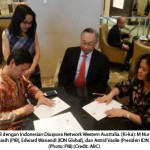 PIB Salurkan Beasiswa ke Pelajar SMA di Indonesia