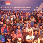 Lebih dari100 Mahasiswa Indonesia Raih Beasiswa ke Eropa