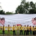 Tidak Ada Capres yang Berani Tandatangani Kontrak Politik dengan BEM UI