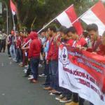 Mahasiswa UBK Ingatkan Jokowi Implementasikan Trisakti